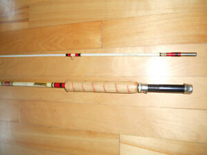 Canne pour moulinet a mouche Neuf, Fly rod for reel