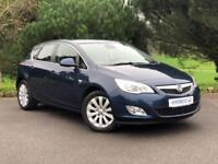 2011 VAUXHALL ASTRA 2.0 ELITE CDTI 5D 163 BHP DIESEL (TOP SPEC | FULL LEATHER)
