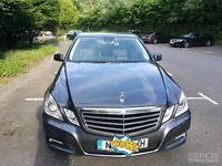 Mercedes-Benz E Class 3.0 E350 CDI BLUEEFFICIENCY AVANTGARDE 4d AUTO
