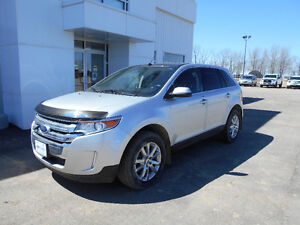 Certified 2012 Ford Edge Limited Sedan - PST Paid!