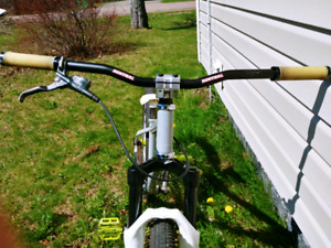 Norco 604 street awesome bike 28 pounds total weight