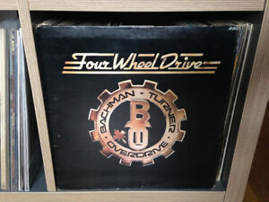 BTO Four Wheel Drive VINYL LP