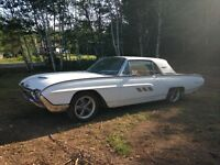 1963 Thunderbird -Moving Must Sell This Week! Reduced FROM $8500