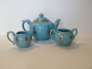 Service a thé ** Vintage Pearl China Co. **Tea Set