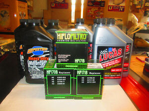 Harley Davidson Oil Change Kit..**For The DIY Harley Guys**