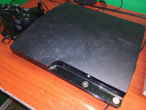 PS3 Console and 44 Games-REDUCED