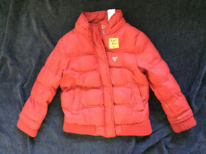 5/6T Guess Puff Jacket
