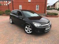 2007/57 Vauxhall Astra 1.8i SRI 16v ( 140ps ) SRi SERVICE HISTORY LONG MOT