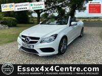 2013 Mercedes-Benz E-CLASS E250 CDI AMG SPORT SPORTS CONVERTIBLE AUTOMATIC Conve