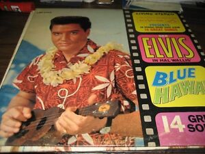 Reduced price ELVIS LP BLUE HAWAII