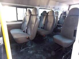 Ford Transit 17St Minibus. No Vat