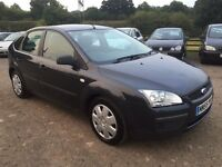 2006 (55) Ford Focus 1.6 LX 5dr Automatic