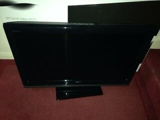 36 inch sony bravia lcd tv perfect condition