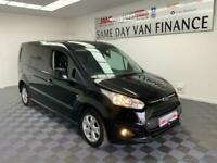2018 68 FORD TRANSIT CONNECT 1.5 240 LIMITED P/V 118 BHP DIESEL