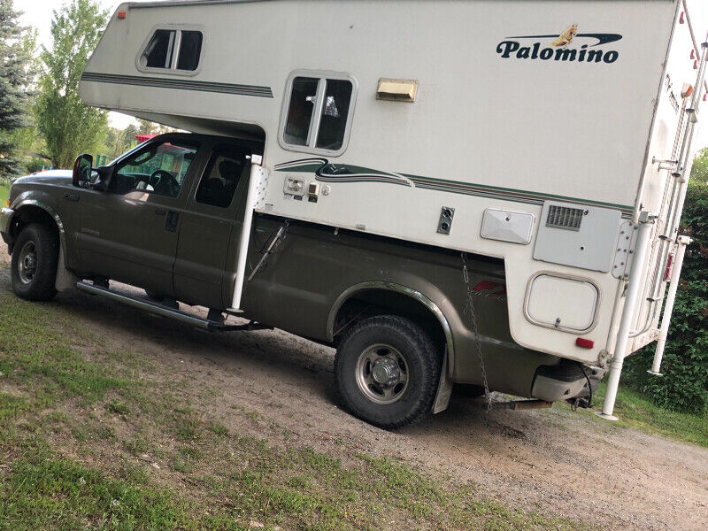 2003 Palomino Camper for sale