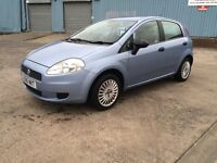 Fiat grande punto 2006 **Great runner**