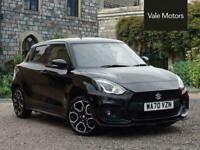 2020 Suzuki Swift 1.4 Boosterjet MHEV Sport (s/s) 5dr Manual Hatchback Petrol/El