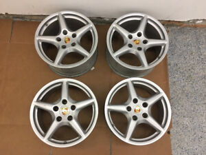 Porsche Carrera III Wheels 18""