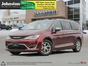 2017 Chrysler Pacifica Limited  - Navigation -  Leather Seats -
