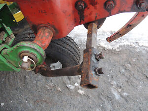 Kverneland plow frame competition style