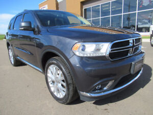 2016 Dodge Durango Limited AWD | Leather | Backup Camera