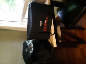 Skip The Dishes Courier Bag