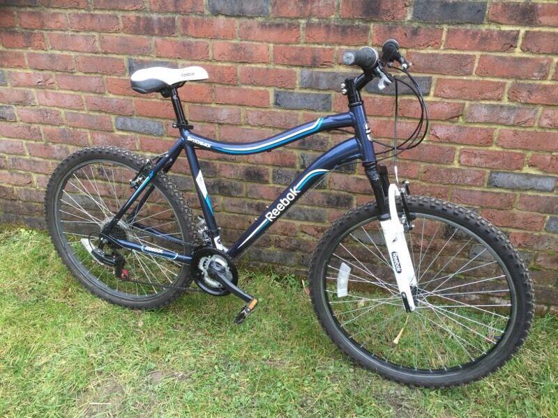 Adults Reebok Mountain Bike In Verwood Dorset Gumtree