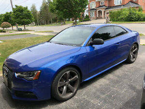 2015 Audi S5 Technik Coupe- Low KMs - APR Tuned