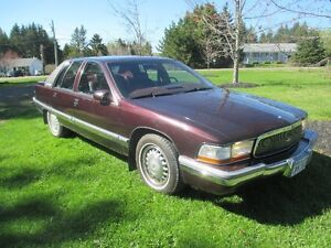 1996 Buick Roadmaster Collectors Edition Sedan