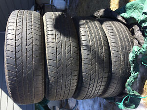 4 Dueler 265/70/17 tires for sale