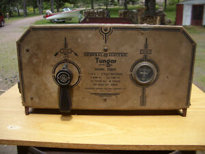 "General Electric ""Tungar"" Battery Charger"