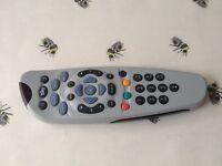Sky remote control.