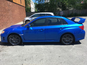 2013 Subaru Impreza WRX STi base Sedan
