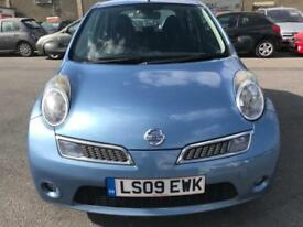 2009 Nissan Micra 1.2 16v 25th Anniversary 5dr