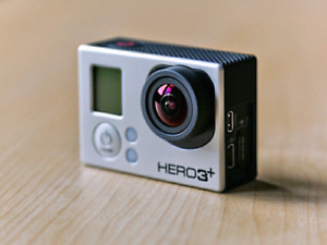 300$ Gopro hero 3+ black in great condition