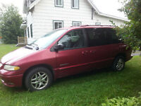 1998 Dodge Grand Caravan Fourgonnette, fourgon
