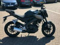 2020 YAMAHA MT 125 ABS LEARNER LEGAL CBT DELIEVRY AVAILABLE