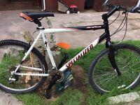 Bike specilized mountain bike