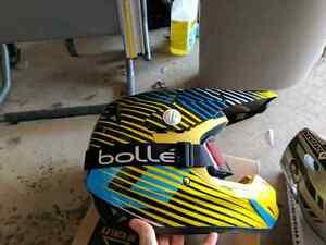 Downhill or Motocross helmet