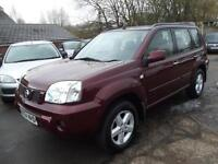Nissan X-Trail 2.2dCi Sport 5 DOOR 4X4 DIESEL ONLY 2 FORMER KEEPERS