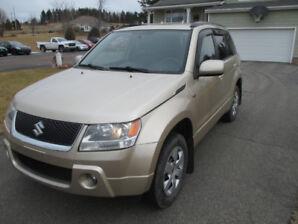 2007 Suzuki Vitara JX