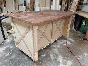 New Kitchen Island