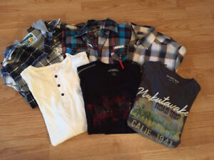 Boys Clothing Lot Size 11-12 ONLY $5