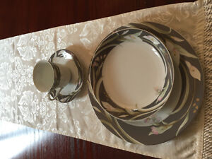 China place setting for 12 (set of 48)