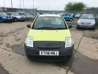 Citroen C2 1.1i Vibe * 08 * ONLY 86K * MAY 19 MOT *