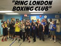BOXING TRAINING,  FITNESS OR COMPETITION