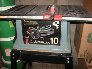 Delta 10 in Table Saw