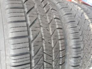 4 All-Season Tires with Rims