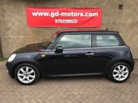 2008 (58) MINI COOPER 1.6, SERVICE HISTORY, WARRANTY, NOT GOLF A3 POLO 120d ASTRA