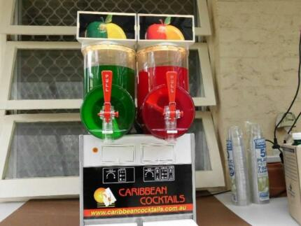 $149.00 Twin Bowl Slushie machine hire # SPRING SPECIAL ! Beechboro Swan Area Preview